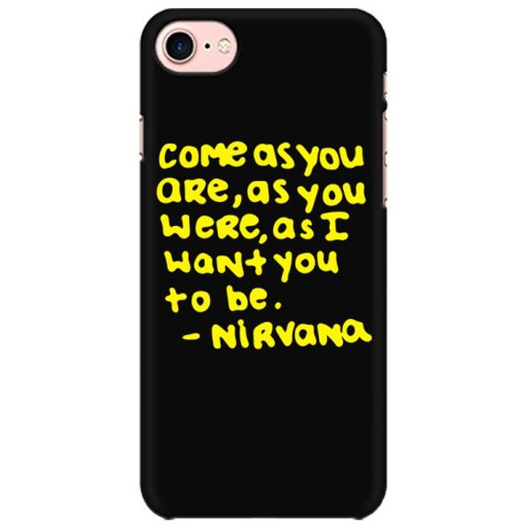 Kurt Cobain Nirvana rock metal band music mobile case for all mobiles - GRVY8DS7CFALAUR4