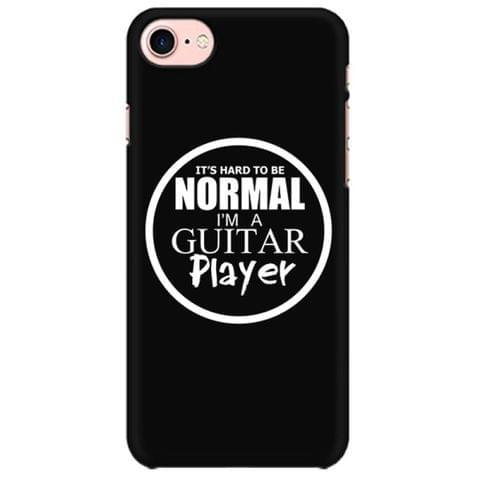 Abnormal Guitarist Mobile back hard case cover - H6ZCB7SVCRZ6