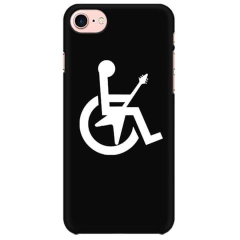 Guitarist musician at work New Design Mobile back hard case cover - H7XLW2EXR9PJ