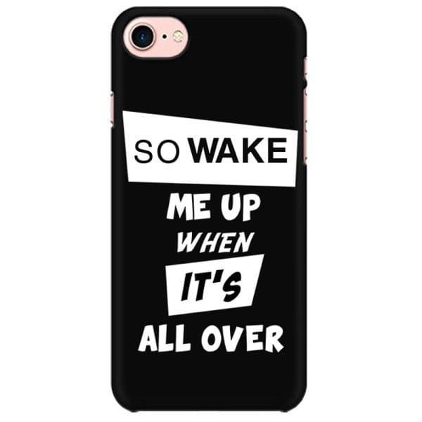 Avicii - Wake Me Up  Mobile back hard case cover - HDV5SCFSN1N7