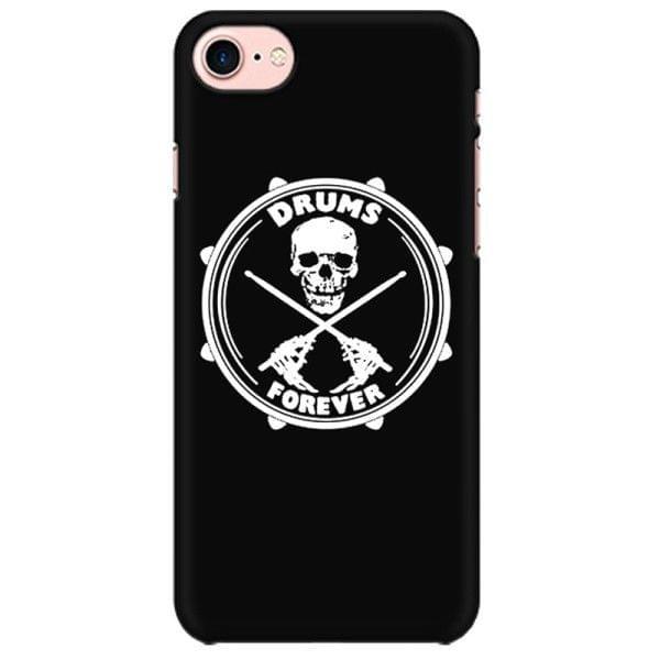 Evil Drummer - Metal New Design Mobile back hard case cover - E9YD4X3CUQTG