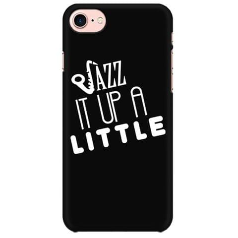 Jazz it up the Little Mobile back hard case cover - EA6F73BPE9CR