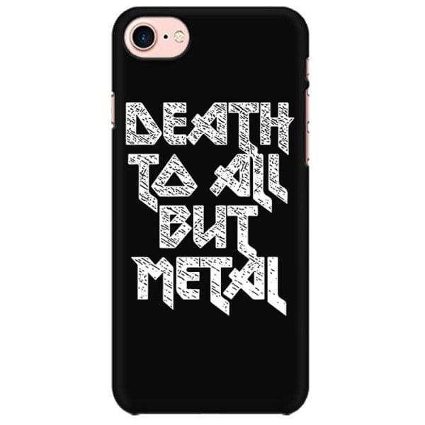 Death to all but Metal rock metal band music mobile case for all mobiles - ENU56S66E5AX7D7M