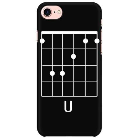 F**k you Guitarist Mobile back hard case cover - F3PKQEMYFYB8
