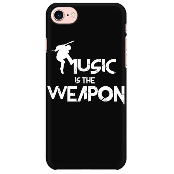 Music is the Weapon  Mobile back hard case cover - AF4ZK3K5ZB6MTF8