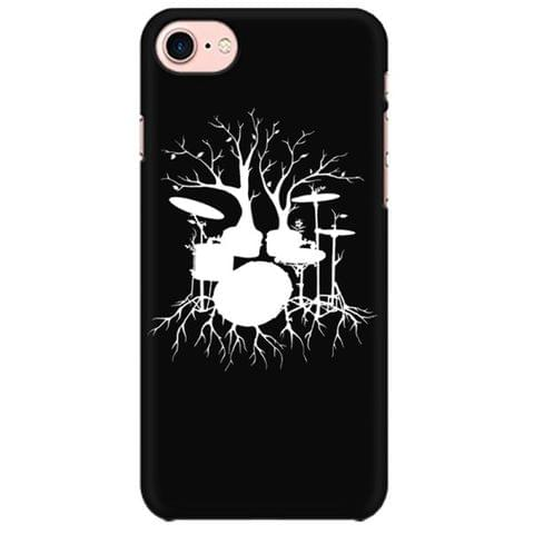 Drummer Dreams in Roots  Mobile back hard case cover - ALTE594EQ3JW4K7