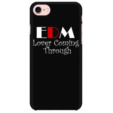 EDM lover coming through Mobile back hard case cover - ANSYZV4XCRPY