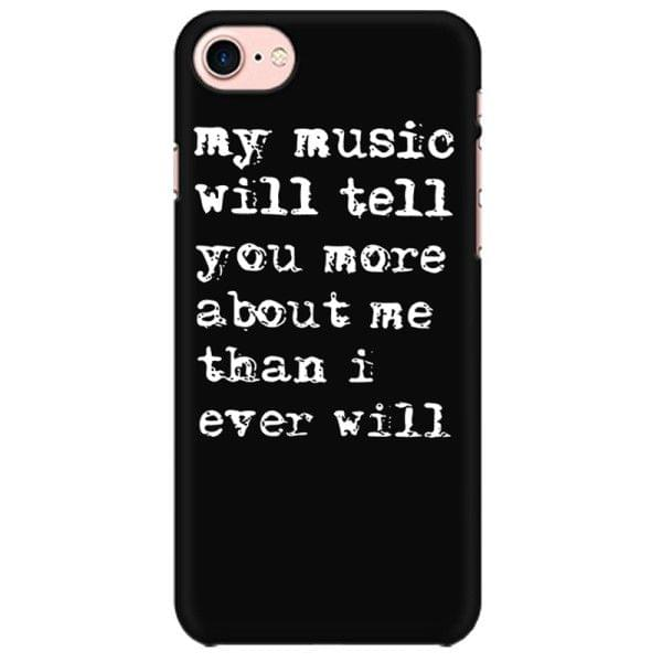 My music knows me rock metal band music mobile case for all mobiles - ATENNR5GT6X76R9K