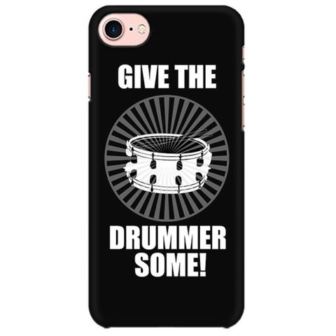 Give the Drummer some Mobile back hard case cover - AVSUW4WESQVZ