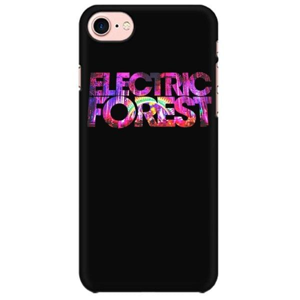 Electronic Forest-  Dubstep House Progressive Trance Hardstyle Drum Bass Electro Industrial Rave  Mobile back hard case cover - B56Q6P5JXDCKKQ6