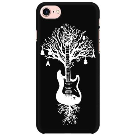 Music Tree Guitar  Mobile back hard case cover - B645SNGYEJRQNPS