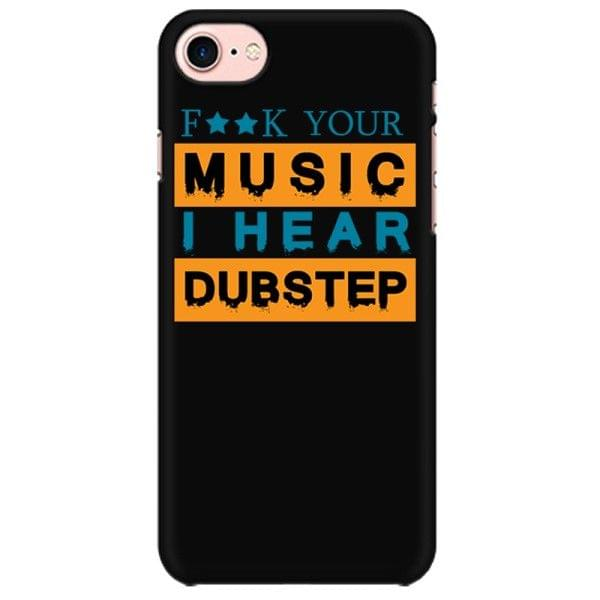 I head Dubstep Mobile back hard case cover - BDKKMVFUN7HL