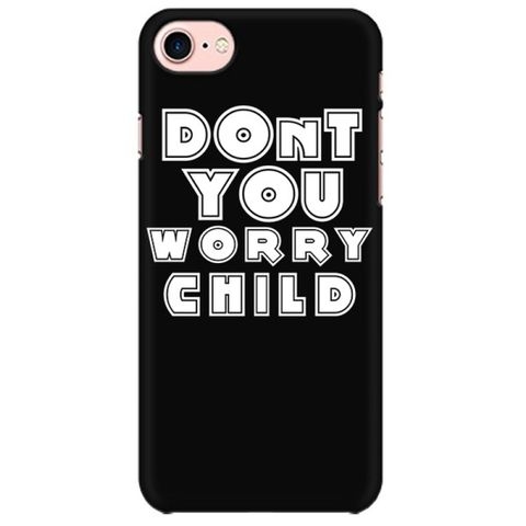 Don?t you worry Child Mobile back hard case cover - BEHP21GZLDZP