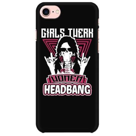 Women Twerk,Headbang   Mobile back hard case cover - BQ7MVB3HADNRVPS
