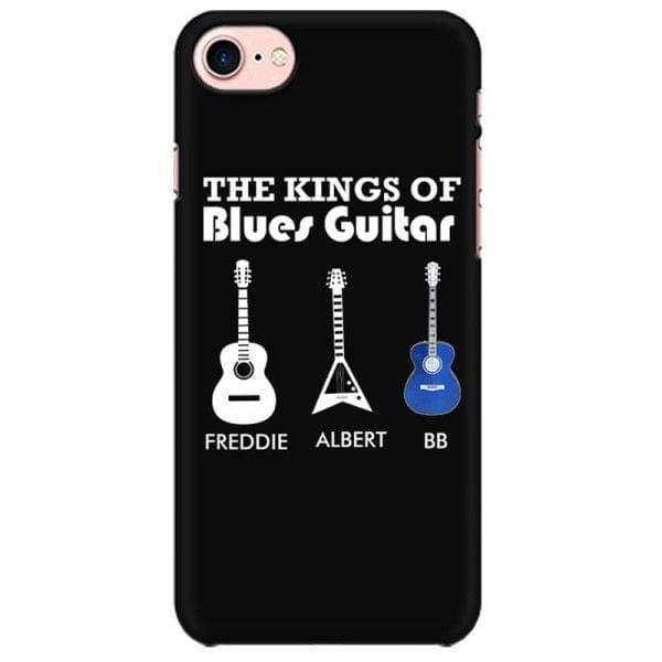 King of Blues Guitars :- Freddie , Albert , BB Mobile back hard case cover - 8BPA7V9P28YN