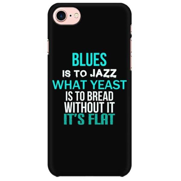 Blues is everything Mobile back hard case cover - 8E1EXWCMT81S