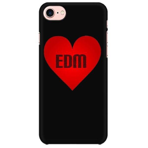 Love for EDM Mobile back hard case cover - 8RYMFQNEM76D
