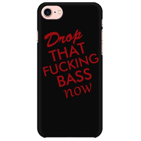 Drop the Bass Mobile back hard case cover - 8VV7SABHDZVS