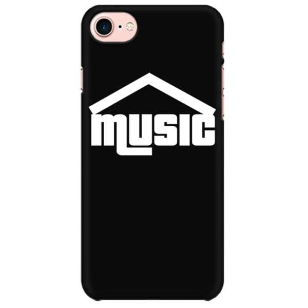 House Music Mobile back hard case cover - 936XHC8SY3HL