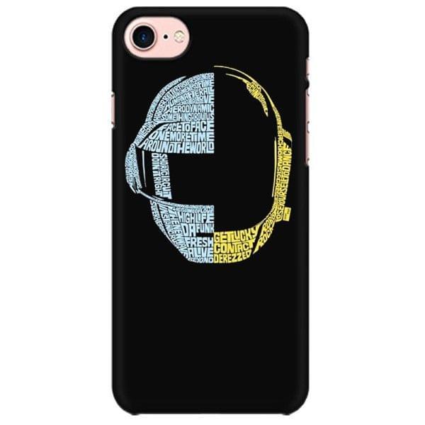 Daft Punk Mobile back hard case cover - 9CT5F3Q4NWA9