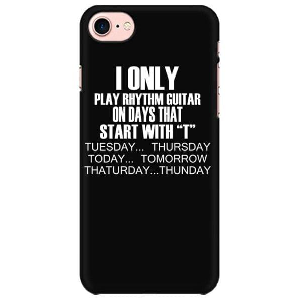 Rhythm Guitar everyday Mobile back hard case cover - 9PAUNQZTDCHY