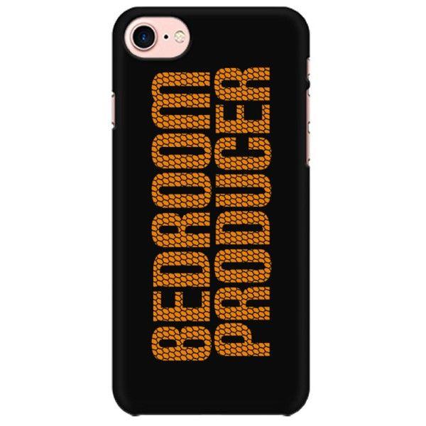 Bedroom Music Producer Mobile back hard case cover - 9QA59W8YA8HZ