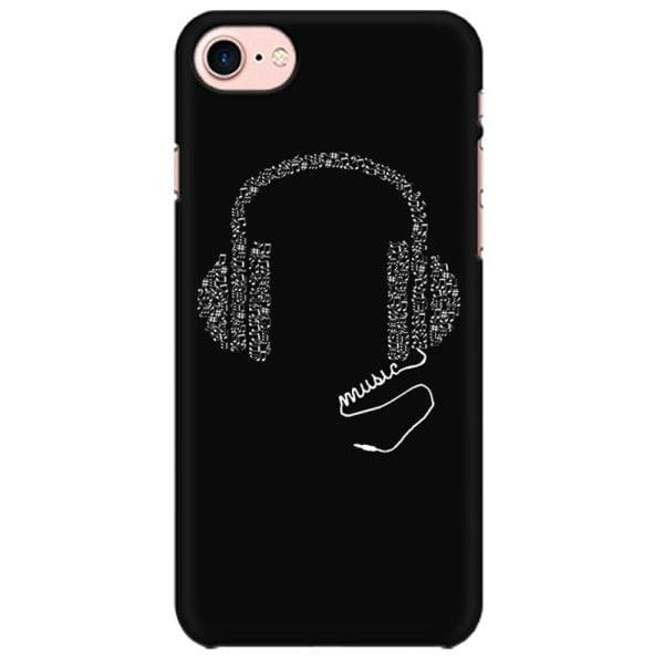 Music All Day  Mobile back hard case cover - 73GHLCMJQPPVK7Z