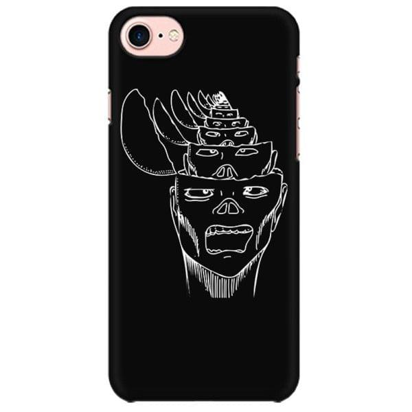 Opened my Head Nothing psy Trippy Psychedelic  Mobile back hard case cover - 787DMWDA5C72