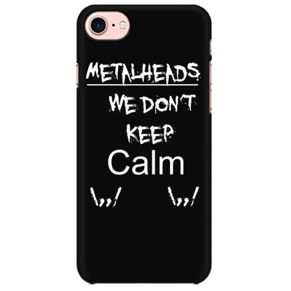 Metalhead Problem no 1 Mobile back hard case cover - 7JRCDCYKSQHP