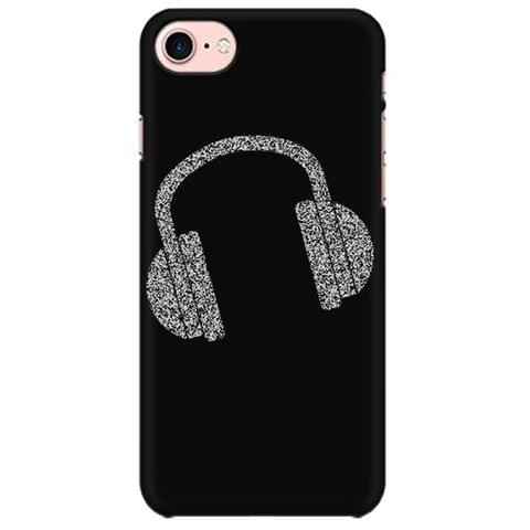 Noisy Headphones Mobile back hard case cover - 7S8YTT9M93K6
