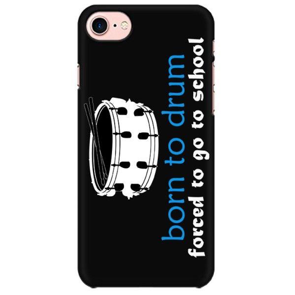 Born to Drum Mobile back hard case cover - 82G8QTQ6CG28