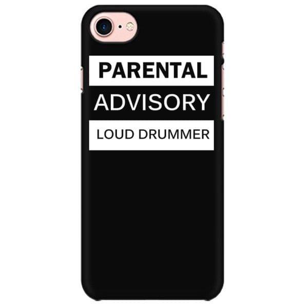Loud Drummer Mobile back hard case cover - 5J71TKJHASTS