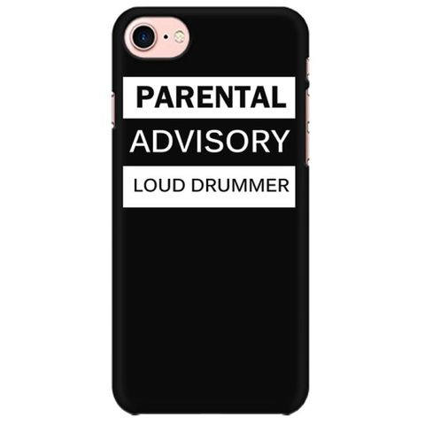 Loud Drummer Mobile back hard case cover - 5J71TKJHASTS