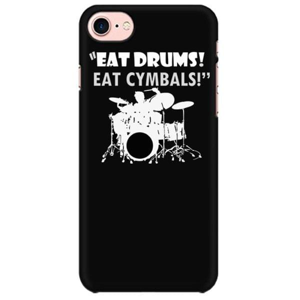 Eat Drums Eat Cymbals Mobile back hard case cover - 5L7MT2A169L5