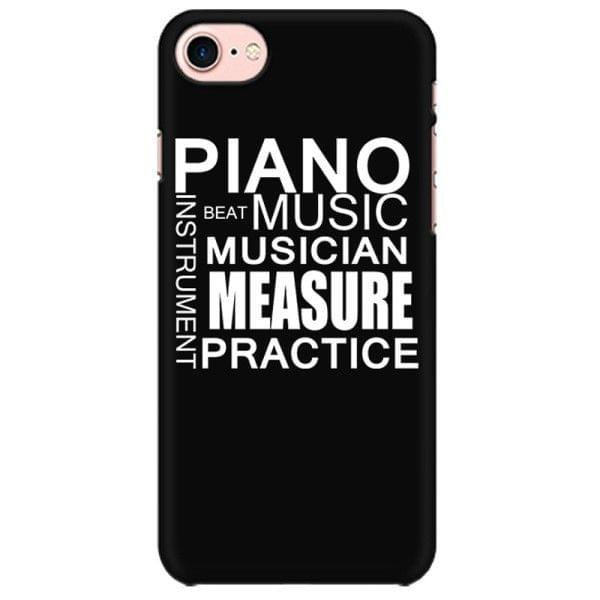 Piano Players Mobile back hard case cover - 5V9DP4G7XGV6