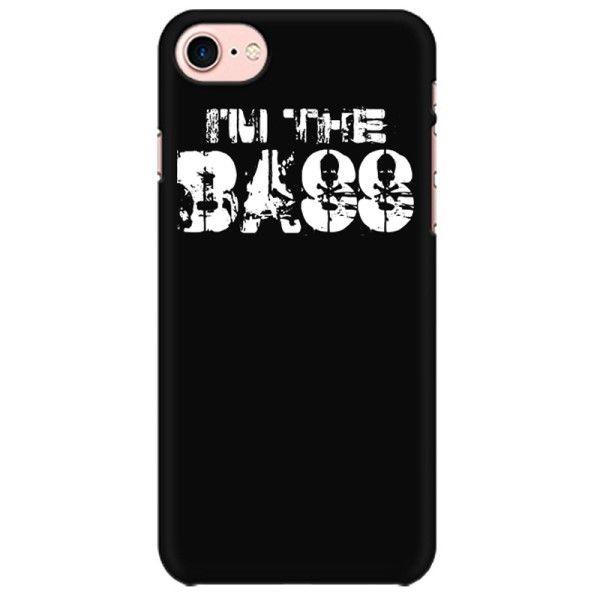 I am the Bass Mobile back hard case cover - 6BWU1H7C7VCV