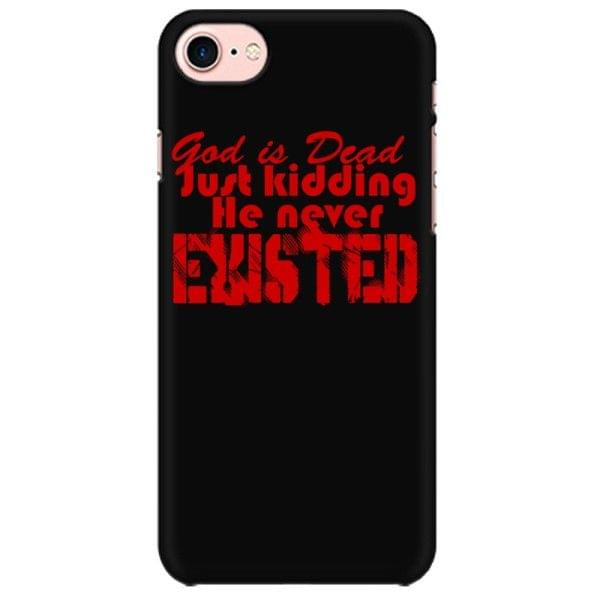 God is Dead - Rebel Mobile back hard case cover - 6L64UNXJUE7J