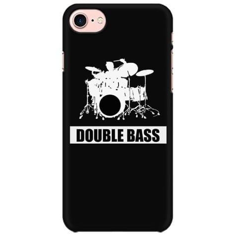 Double Bass Drummer Mobile back hard case cover - 6NW4J94Y8SXS