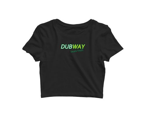 Dubway Beats Fresh   Croptop for music lovers