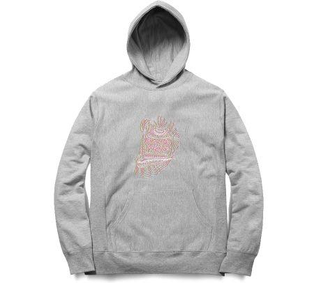 Third Eye psy Trippy Art Ver 2   Unisex Hoodie Sweatshirt for Men and Women