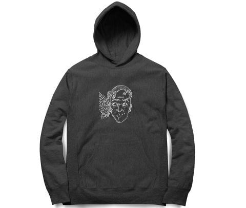 Change my Mind psy Trippy Psychedelic   Unisex Hoodie Sweatshirt for Men and Women