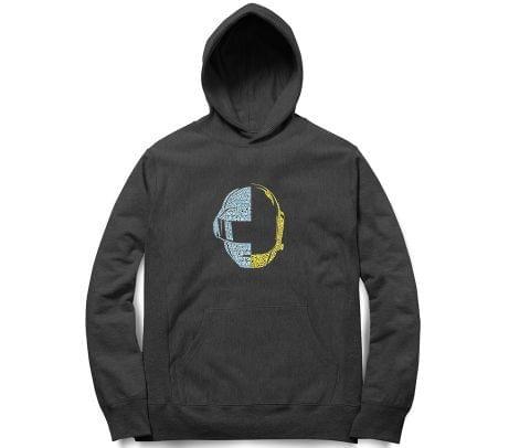 Daft Punk   Unisex Hoodie Sweatshirt for Men and Women