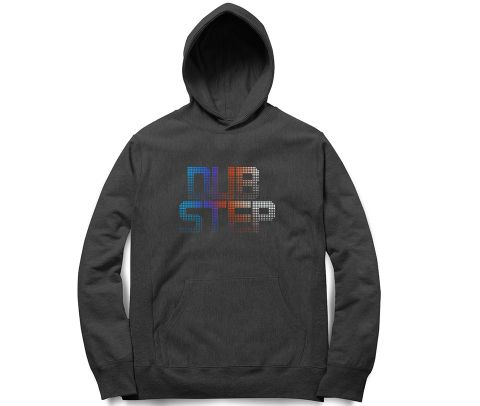 Dubstep   Unisex Hoodie Sweatshirt for Men and Women