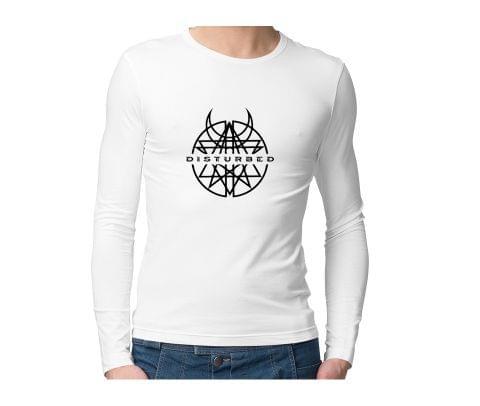Disturbed  Unisex Full Sleeves Tshirt for men women
