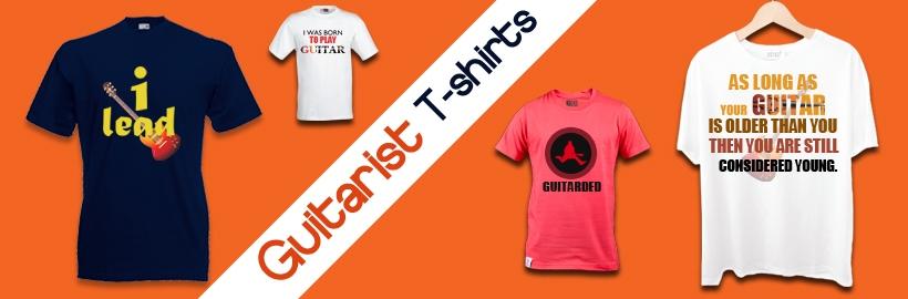 Guitarist Tshirts