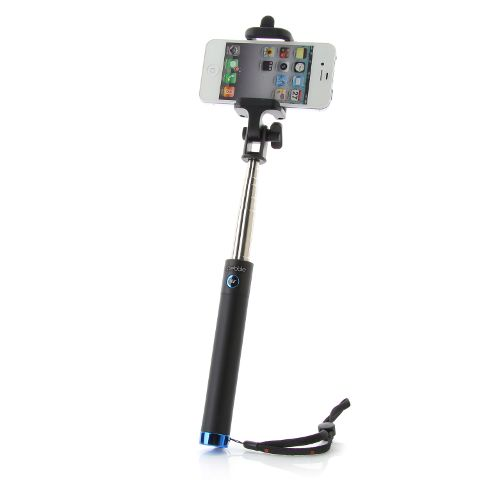 Pebble Candid Selfie Stick with Bluetooth