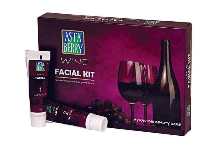 Astaberry Wine Kit Mini (Pack Of 2)