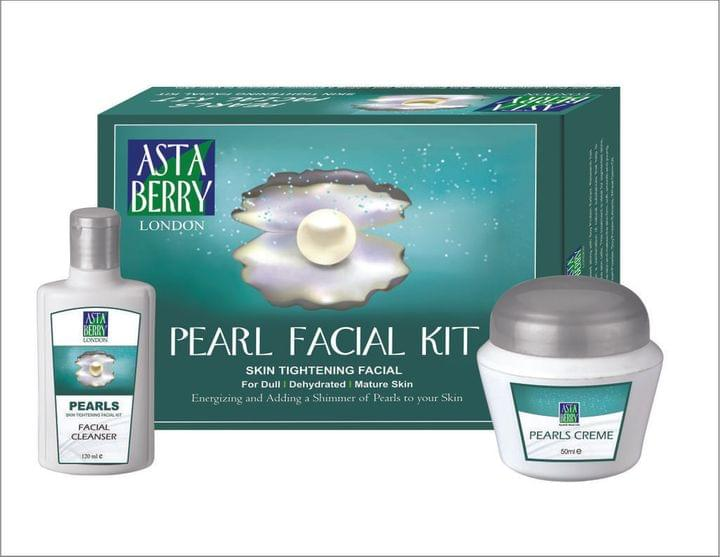 Astaberry Pearl Kit-Set Of 6, 390Gm
