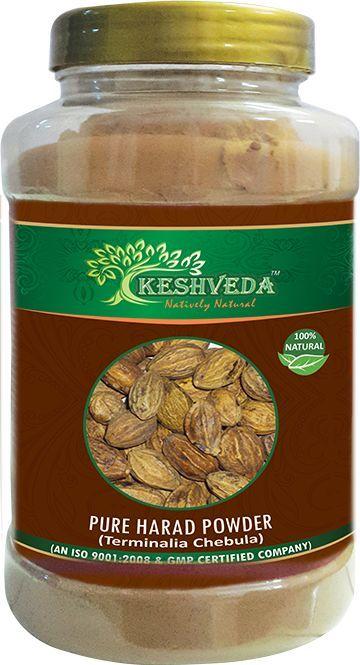 Keshveda Pure Harad Powder (Pack Of 3)
