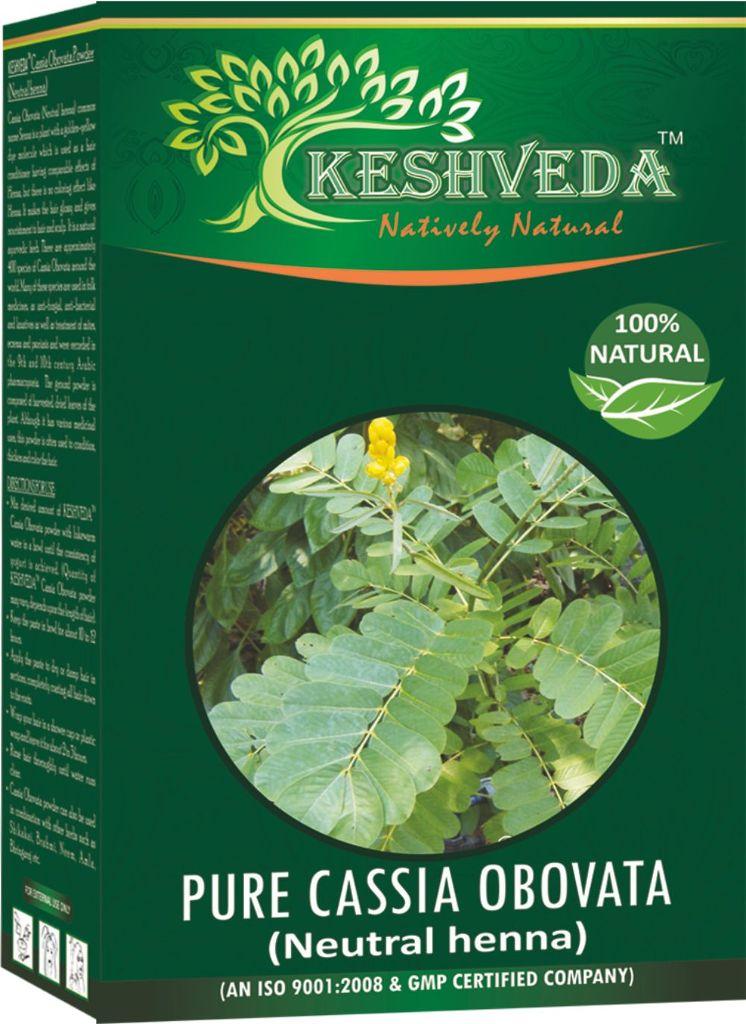 Keshveda Pure Cassia Obovata (Pack Of 6)